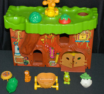 1978 Playskool Bug World