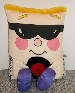 1985 Pillow People Punky Pillow