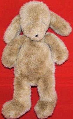 1987 Manhattan Toy Brown Dog