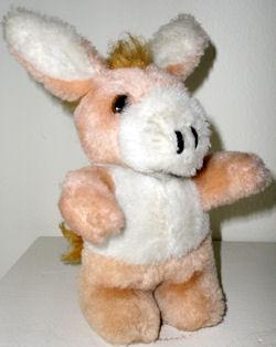 70's Kamar Orange Donkey