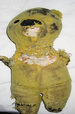 1977-78 Winnie the Pooh Bear