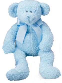 Animal Adventure Blue Bear