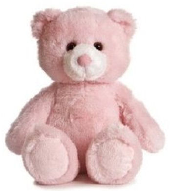 Montgomery Ward pink bear, Searching – 90's Montgomery Ward PINK BEAR with BOW