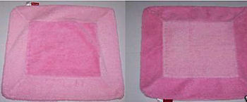 amy coe Limited Edition Plush Mod Baby Square Blankie