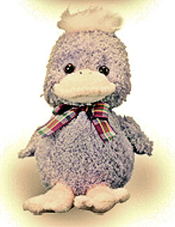 Animal Adventure purple duck