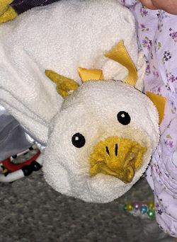 Animal Adventure White Chick / Duck