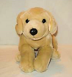 Jumbo Size Animal Alley Yellow Labrador Dog