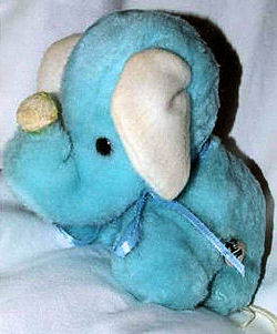 , FOUND – Eden BLUE YOU ARE MY SUNSHINE ELEPHANT