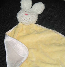 , Searching – CachCach YELLOW BUNNY BLANKIE