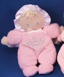 Carter's My Little Angel Pink Doll
