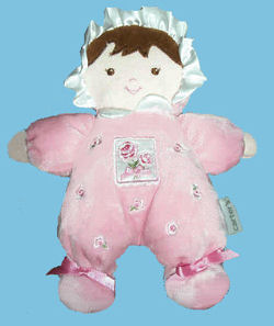Carter's Brunette New Rosie Doll