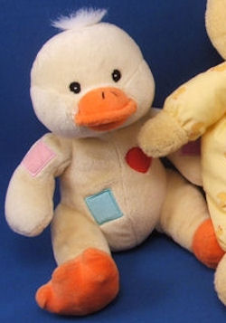 , Searching – Carter's Baby Connection Yellow Duck with Patches