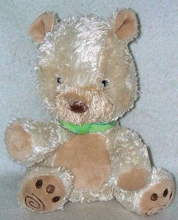 Carter's Child of Mine Beige Bear