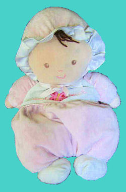 , Searching – CARTER'S 2006 BROWN Hair DOLL Pink SWEET HEART