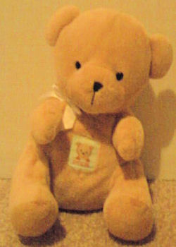 , FOUND – Carter's TALKING BEAR or OTHER ANIMAL – If you need someone to cuddle, I'll be there for you Top Priority
