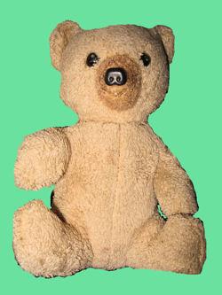 80's DAKIN Brown Bear