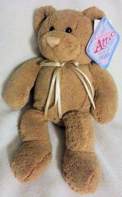 2009 DanDee Collector's Choice Laurel's Attic Brown Bear