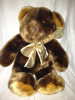 DanDee Collectors Choice Super Soft Brown Bear