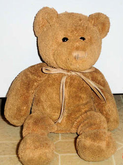 , FOUND – DanDee LAUREL'S ATTIC Powder Scented BROWN BEAR