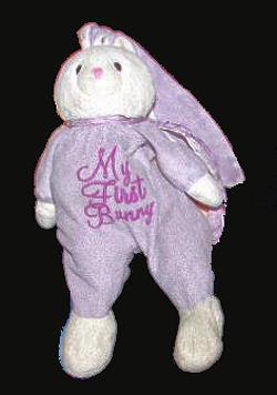 , FOUND – DanDee LAVENDER MY FIRST BUNNY Rabbit