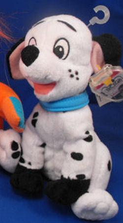 Disney 101 Dalmatians Small Little Dipper Dog