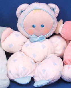 Fisher Price White Bear Slumber Babies