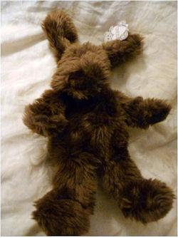 , FOUND – Gund Large Brown Barkus Shaggy Dog