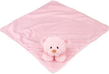 GUND #58429 pink God Bless Baby blankie