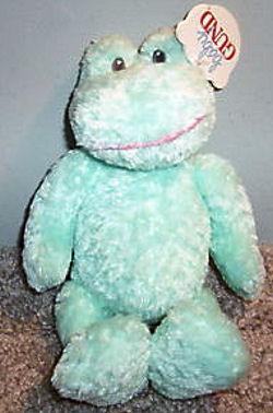 GUND Jiggles Frog