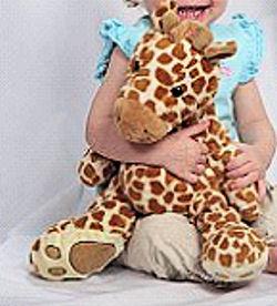 J C Penny's Big Foot Giraffe