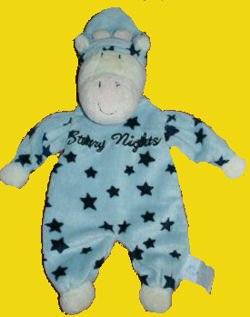 Jelly Cat Blue Starry Nights Pony