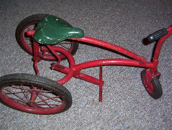 Vintage Donalson Jockey Cycle