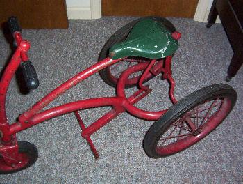 1940's Donalson Jockey Cycle