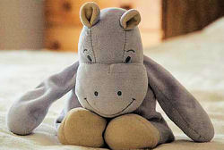, Searching – JOLLY BABY Purple HIPPO
