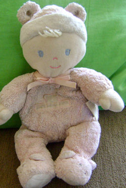 Carter's Pink Just Stay Little Blond Doll