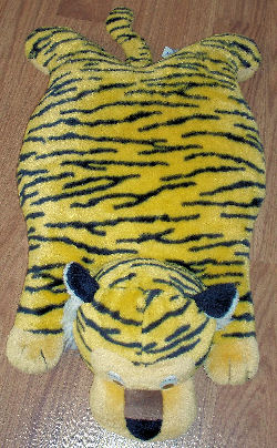 KenTex Pillow Pal Wide Tiger