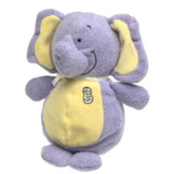 Kids II Jungle Cuddlies Talking Elephant