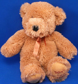 , FOUND – Koala Baby No. 3415019 BROWN BABY'S FIRST TEDDY