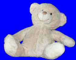 Koala Baby cream beige teddy bear