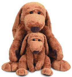 Manhattan Ragtail Brown Dog Clarence