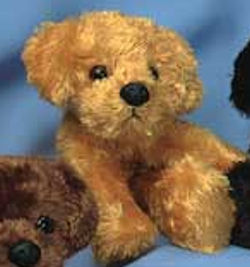 , Searching – Small MARY MEYER Petey Puppy GOLD DOG