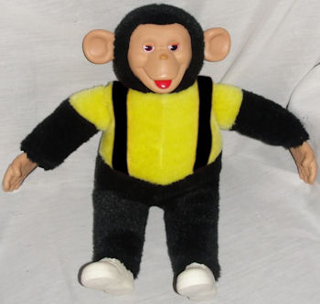 Suspender Monkey Zippy