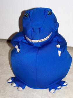 MOSHI T-Rex Royal Blue Dinosaur