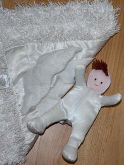 Babies 'R Us MudPie Angel Bebe Blankie