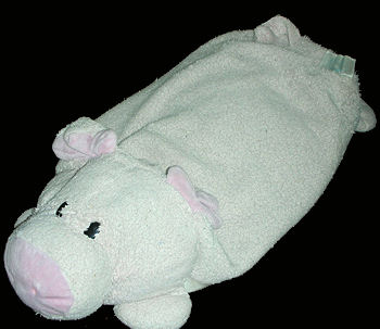 Mushables Huge Pink Microbeads Pig