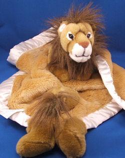 , FOUND – My Banky XL BLANKIE – LION, TIGER, OTHER