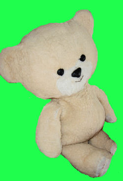 80's or 90's Teddy Bear that looks a lot like Snuggle