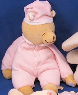 , FOUND – 2004 AMTOY NOUKIE SLEEPING BEAR