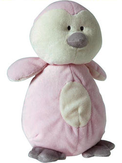 , DISCONTINUED – 2007 OLD NAVY PINK PENGUIN