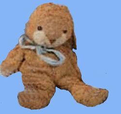 Oshkosh Brown Rabbit